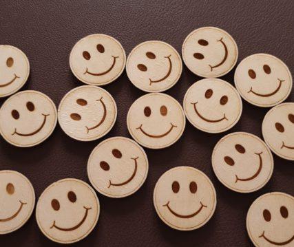 smileys als restjes
